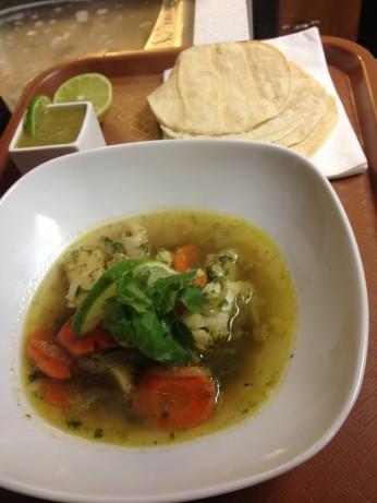 Mexican fish soup recipe for Fish broth recipe