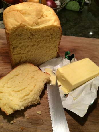 semolina bread machine recipe