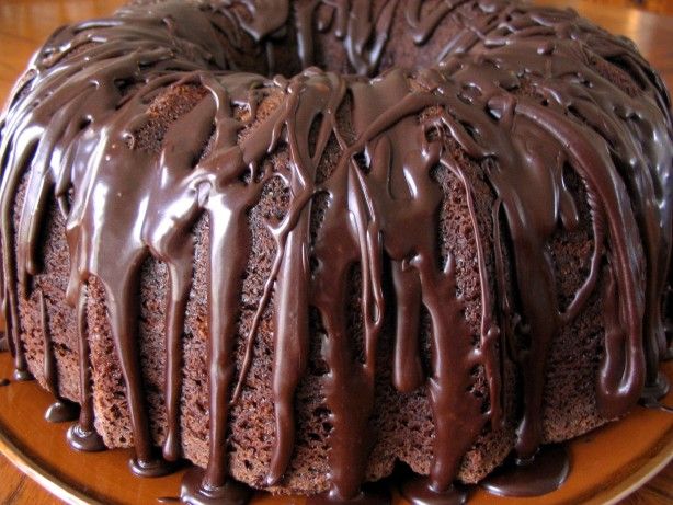 Chocolate Tunnel Fudge Cake Recipe - Food.com