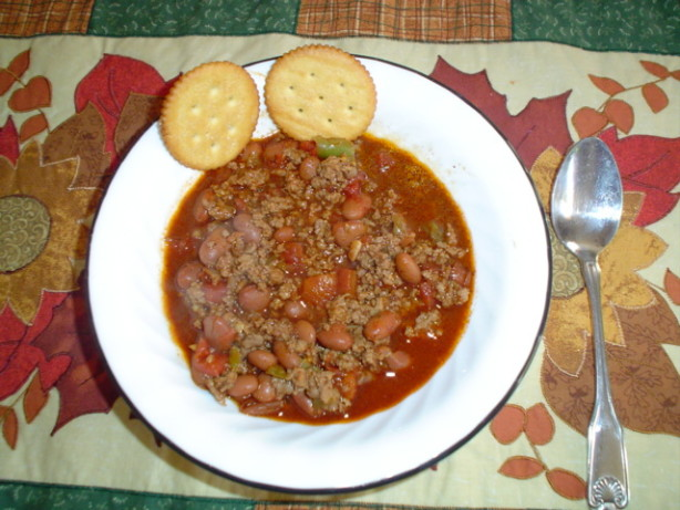 Four Alarm Chili Recipe - Food.com