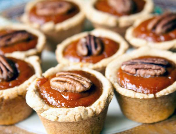Mini Pumpkin Pies Recipe - Food.com