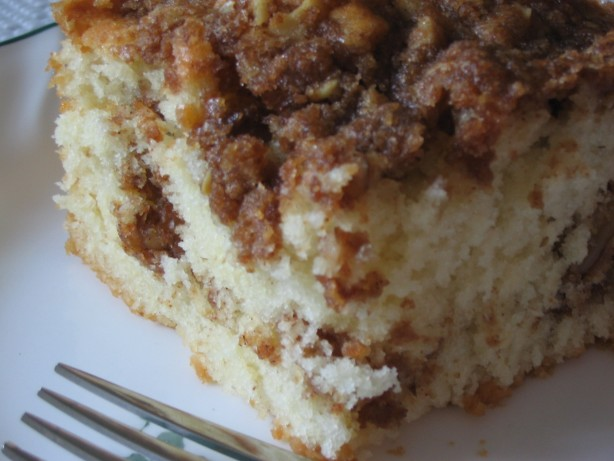 Streusel Coffee Cake Recipe - Food.com