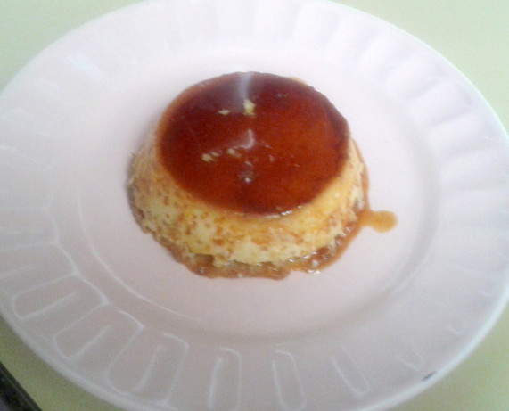 Creamy Caramel Flan Recipe - Food.com