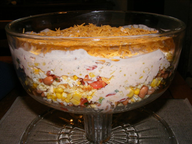 Tex-Mex Cornbread Salad Recipe - Food.com