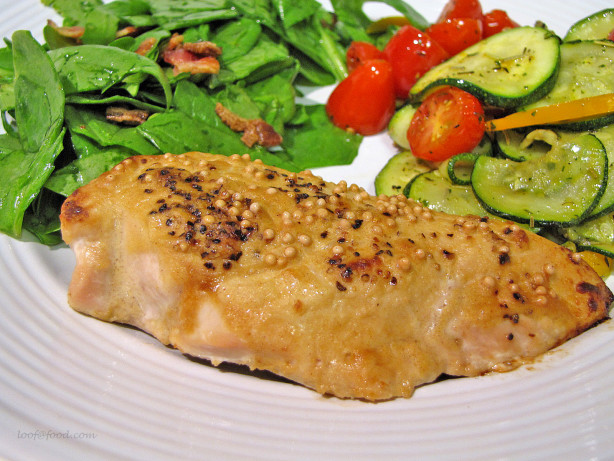 Chicken Breasts Dijon Recipe - Food.com