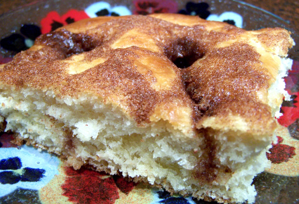 Bread Machine Moravian Sugar Cake Recipe - Food.com