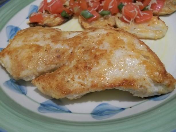 Parmesan Chicken Cutlets Recipe - Food.com