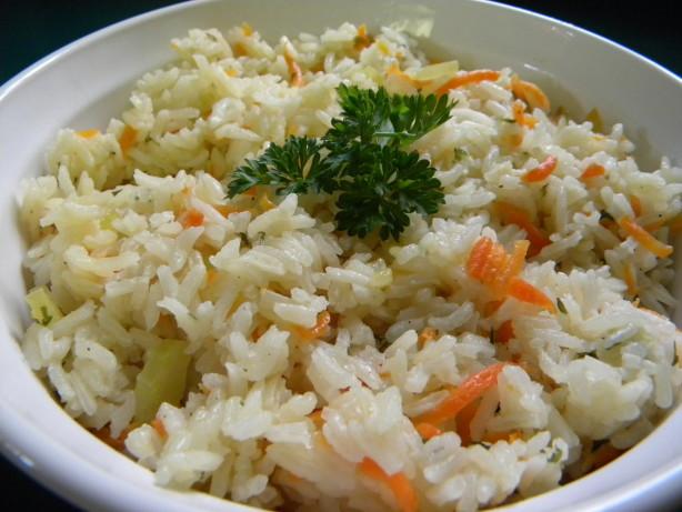 Vegetable Confetti Rice Recipe - Food.com