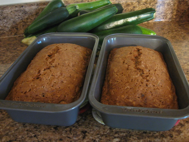 Pineapple Zucchini Bread Recipe - Food.com