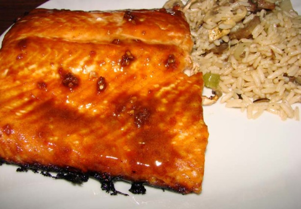 Our Favorite Grilled Salmon Sauce Recipe - Food.com