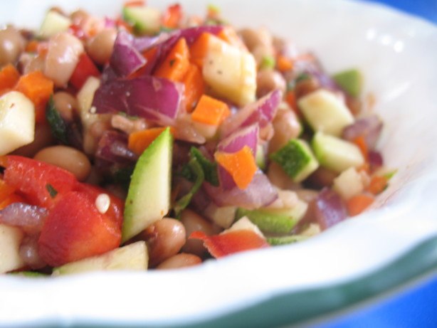 Black-Eyed Peas Salad Recipe - Food.com