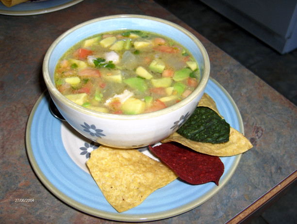 Mexican Chicken Lime Soup Recipe - Food.com