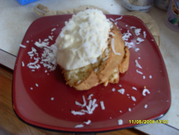 Coconut Cream Pound Cake Recipe - Food.com