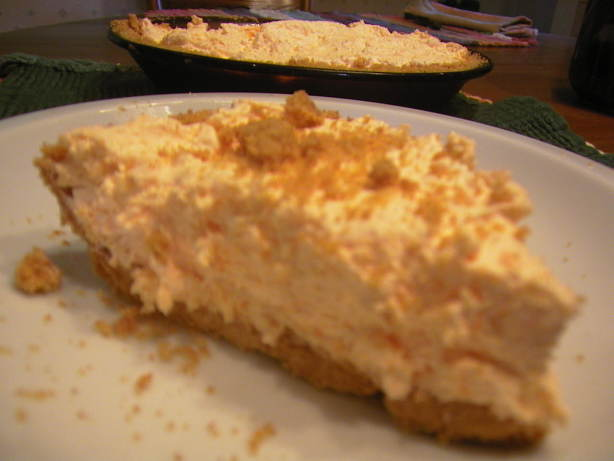 Orange Creamsicle Pie Recipe - Baking.Food.com