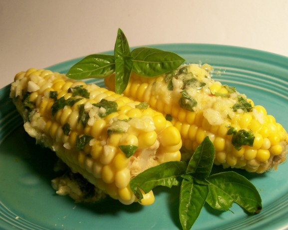 Basil Lime Butter For Corn On The Cob Recipe - Food.com