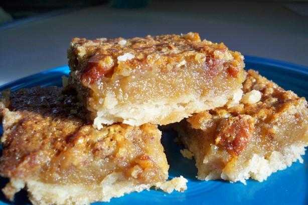 Maple Pecan Squares Recipe - Food.com