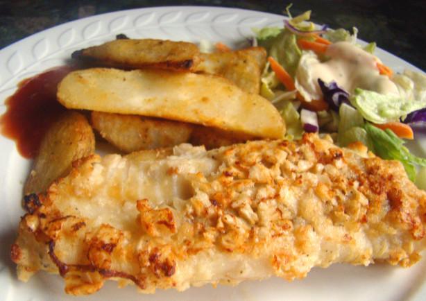 Low Fat Crispy Fish And Chips Recipe - Food.com