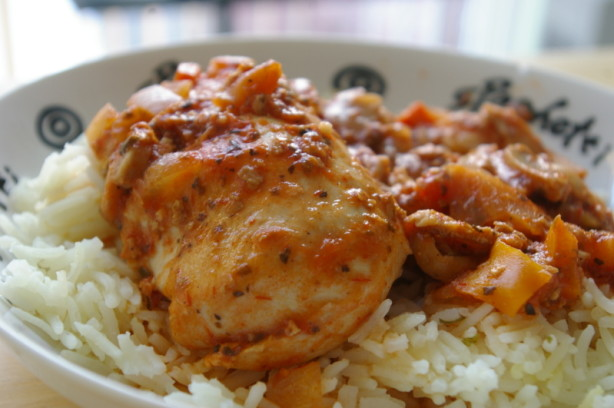 Slow Cooker Chicken Cacciatore Recipe - Food.com