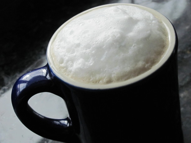 how to make a good cappuccino foam
