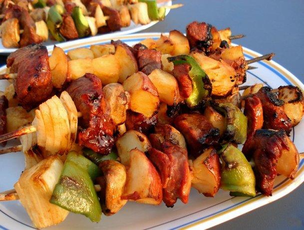 Beef Kabobs Kebabs) Recipe - Food.com