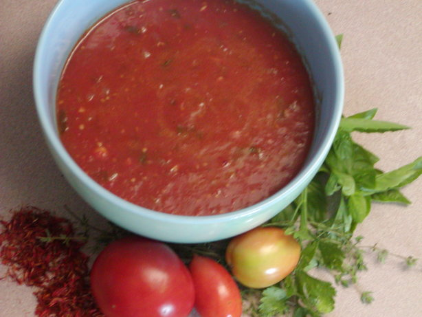 Fresh Tomato Sauce Recipe - Italian.Food.com