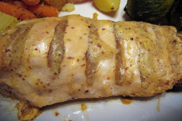 Maple-Mustard Grilled Chicken Recipe - Food.com