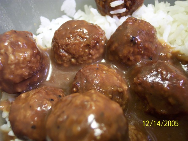 These tiny Swedish meatballs use a combination of ground beef and ground pork to make a flavorful appetizer for holidays or dinner parties. Serve alongside vegetable sour cream or lingonberry sauce for an authentic Swedish meal.