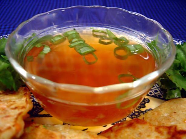 Tempura Dipping Sauce Recipe Food Com