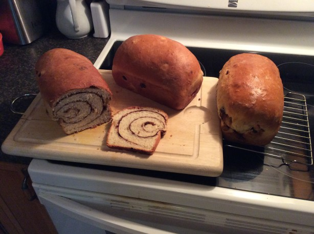 best cinnamon raisin bread recipe bread machine