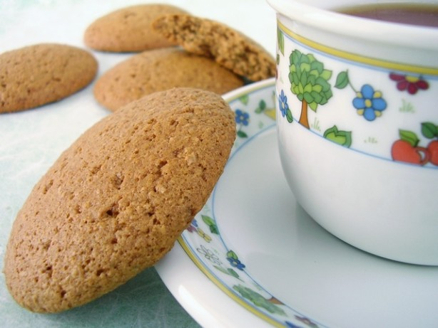 Giant Low Fat Ginger Cookies Recipe - Food.com