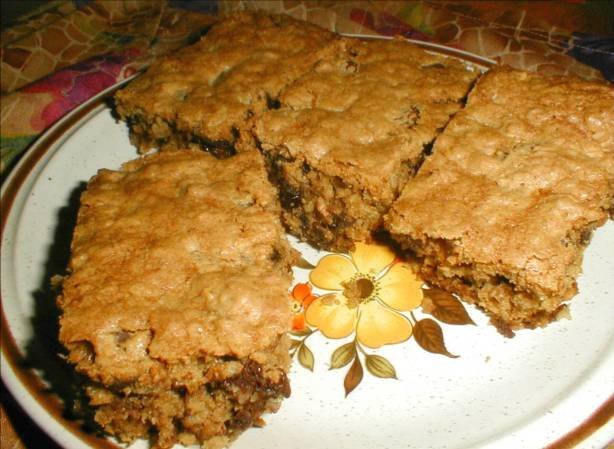 Oatmeal Chocolate Chip Breakfast Bars Recipes — Dishmaps