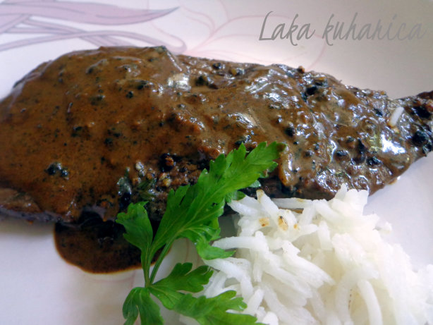 Steak With Black Pepper Sauce Recipe - Food.com