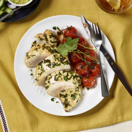 Herb Marinated Turkey Tenderloins With Avocado Dip Recipe - Food.com