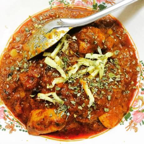 Cheats Crock Pot Indian Pakistani Chicken Curry - Semi ...