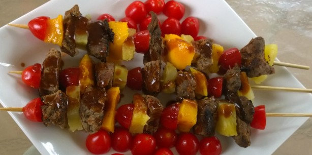 how to cook shish kabobs on a traeger grill