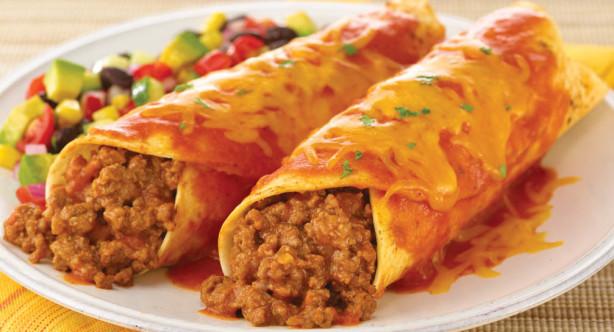 Beef Enchiladas Recipe - Food.com