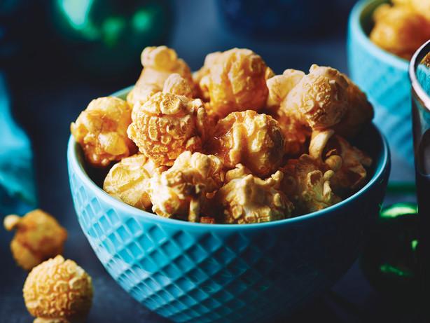 Marshmallow Maple Bacon Popcorn Balls Recipe - Food.com