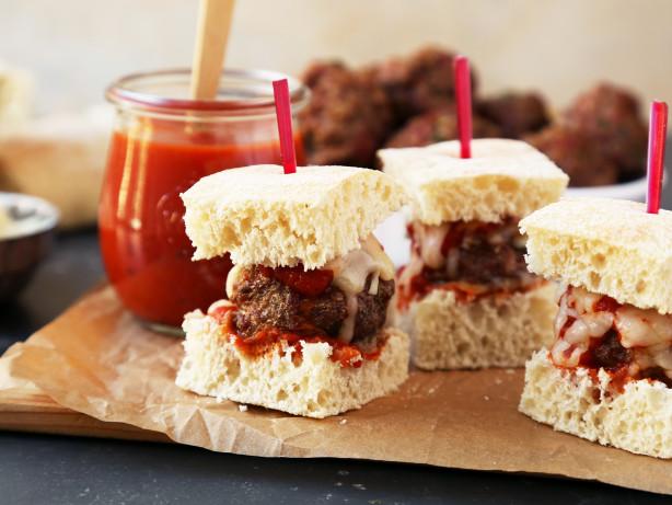 sliders sliders the ultimate sliders italian meatball sliders slider ...