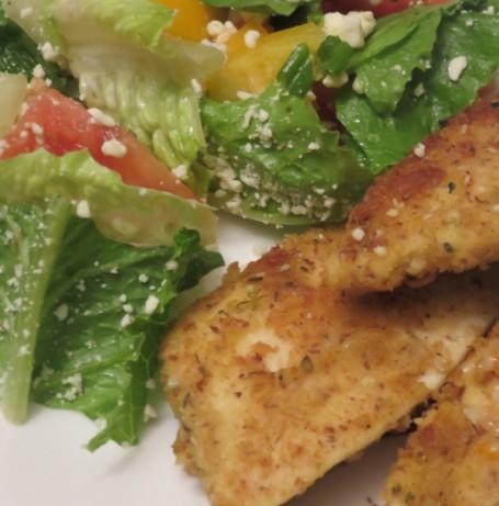 Omega Breaded Chicken Recipe - Food.com