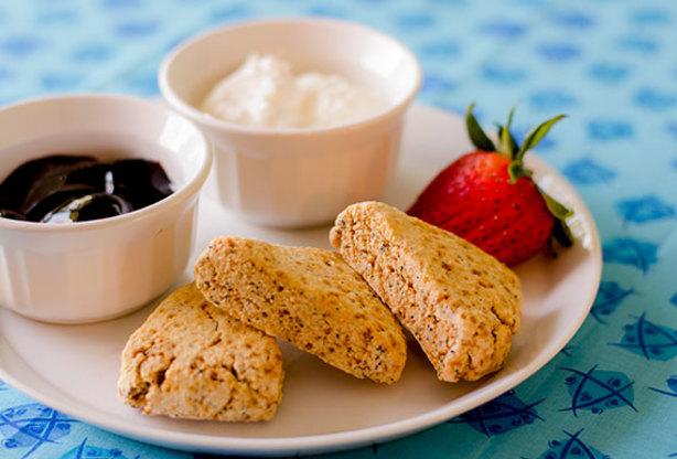 Gluten-Free Lemon Poppy Seed Scones Recipe - Food.com