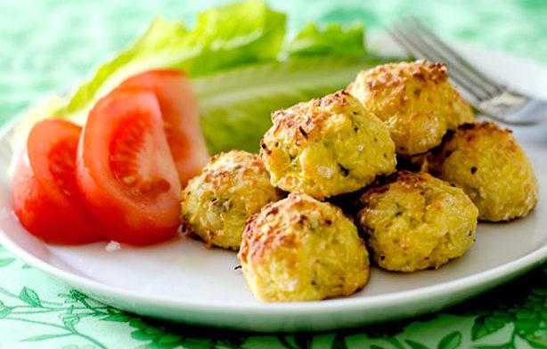 Baked Zucchini Balls Gluten-Free) Recipe - Food.com