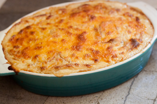 Cheesy Scalloped Potatoes Recipe - Food.com