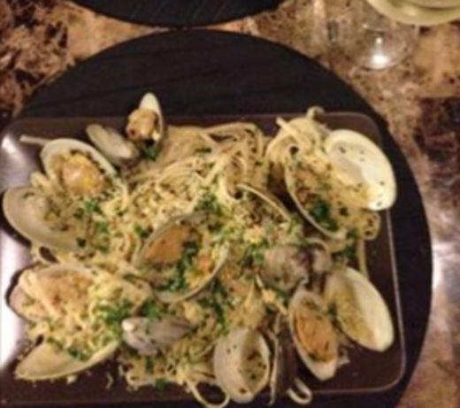 Pasta With Clams, Vodka Sauce And Crispy Breadcrumbs Recipe ...