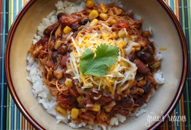 Chicken Chili Recipe Crock Pot Food Network