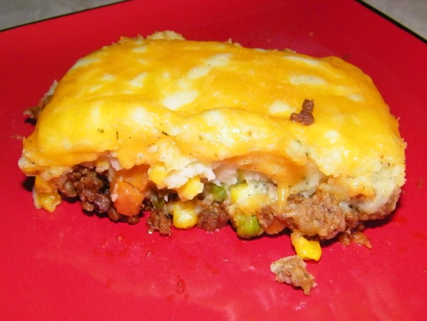 Hamburger Pie Recipe - Food.com
