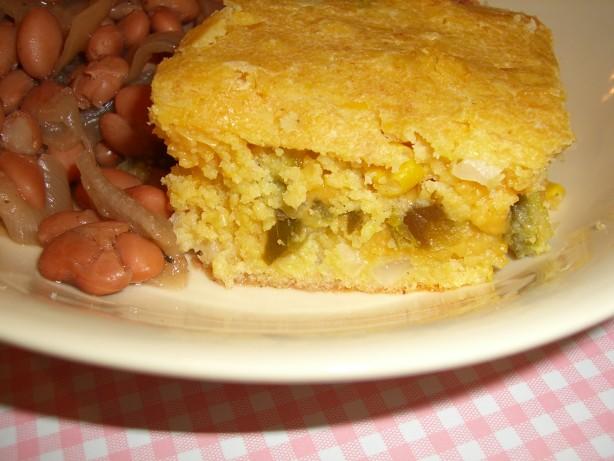 Paula Deens Layered Mexican Cornbread Recipe Food Com