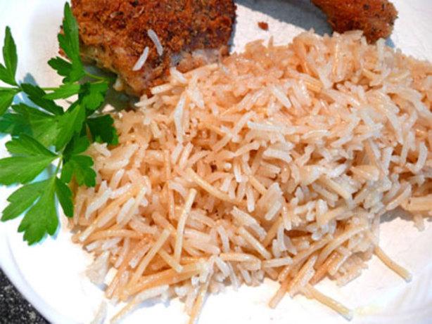 Syrian Rice Recipe Food Com