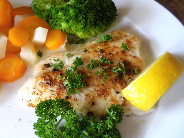 Meps easy tasty tilapia recipe for Easy fish recipes for dinner
