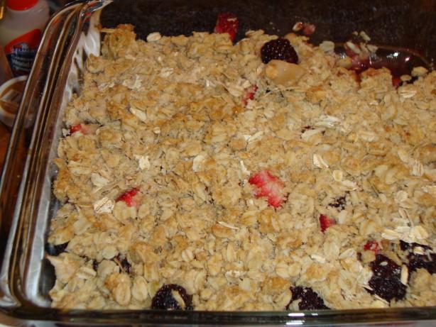 Crisp Topping Recipes — Dishmaps