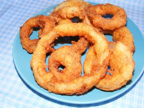 Buttermilk Onion Rings Recipe - Food.com